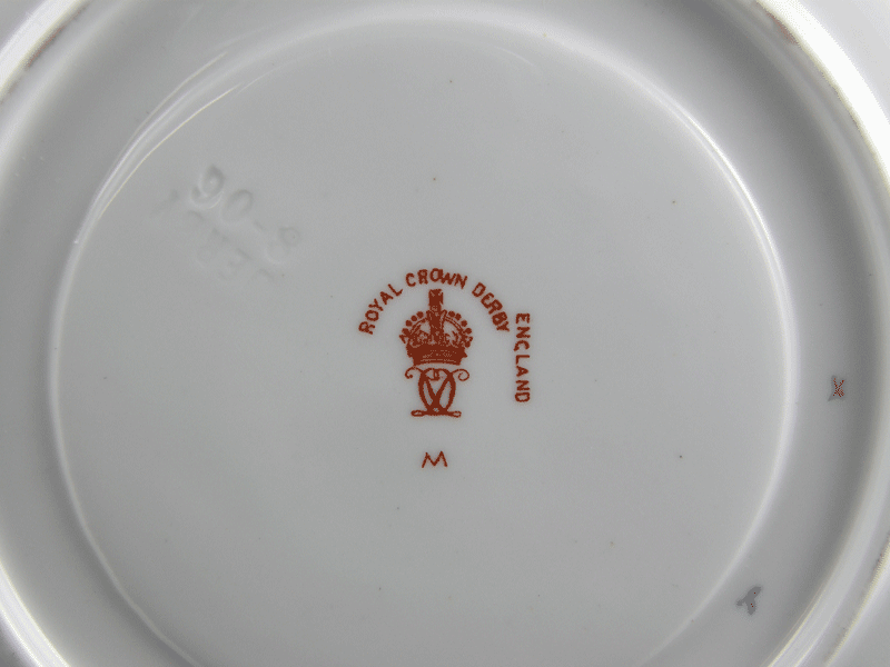 dating royal crown derby marks Collecting royal crown derby porcelain means dating derby marks knowing if they are osmaston road, nottingham road or king street marks will help date them find this pin and more on porcelain and china by lisawalkerebth.